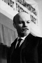 в образе В.И. Ленина